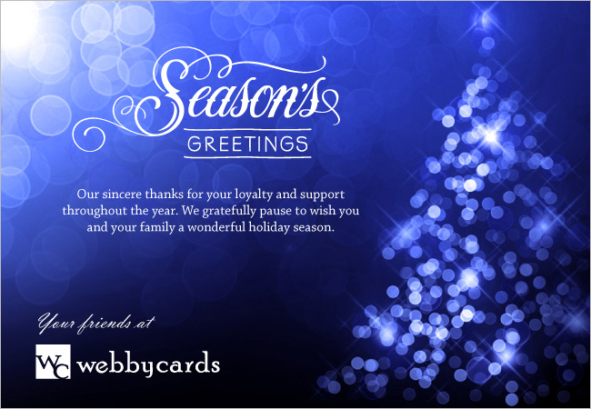 Seasons greetings blue bokeh lights non animated seasons greetings blue bokeh lights non animated m4hsunfo