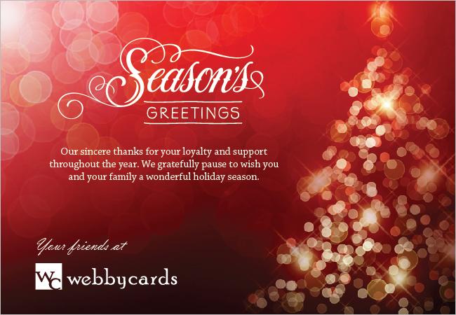 Customize Christmas Cards