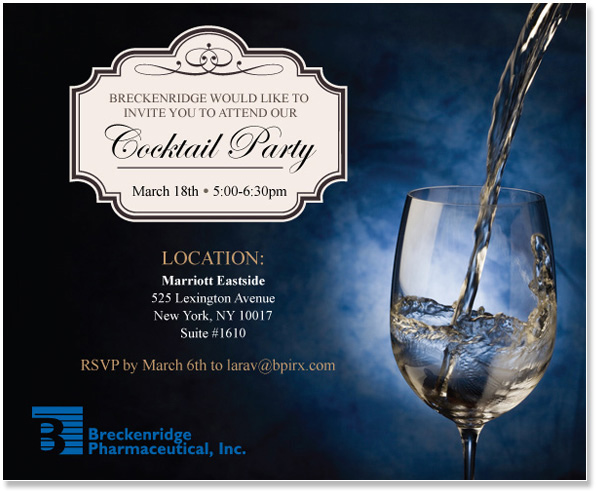 Fieldstation.co  Company Party Invitation Templates