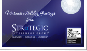 Strategic Group Corporate Holiday eCard