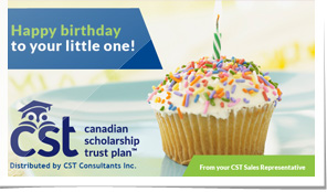 Corporate Birthday eCard Video for CST